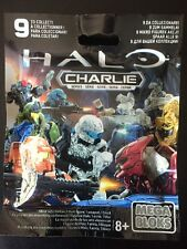 Mega Bloks Halo Micro Charlie Series Blind Pack Toy (Styles May Vary)