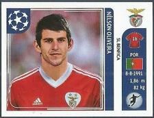 PANINI UEFA CHAMPIONS LEAGUE 2011-12- #172-BENFICA-NELSON OLIVEIRA