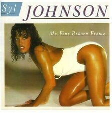 Sly johnson - Ms. Fine Brown Frame - New Factory Sealed Cd