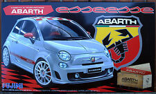2008 Fiat Abarth 500 essesse, 1:24, Fujimi 123837