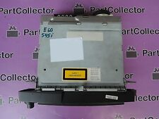 USED BMW 5 SERIES E60 HARMAN BECKER CD PLAYER HEAD UNIT CCC M-ASK 65126955348