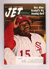 AUG. 3,1972 JET MAGAZINE DICK RICHIE ALLEN COVER WHITE SOX PHILLIES DODGERS A'S