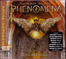 PHENOMENA Awakening + 1  CD Primal Fear House Of Lords Riot Saga Seventh Key