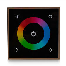 4CH DC 12-24V Touch Panel Dimmer Controller for RGB LED Strip Light