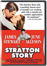 The Stratton Story (DVD) 1949 James Stewart, June Allyson NEW