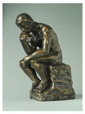 The Thinker by Auguste Rodin Sculpture Statue Replica Reproduction