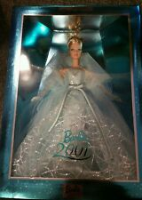 Mattel - Barbie Doll - 2001 Barbie Collectable New in Box NIB Collectors edition