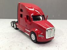 HO 1/87 TSH # 107 Kenworth T-700 Tandem Axle Tractor - Red