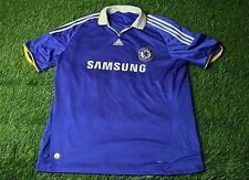 CHELSEA LONDON ENGLAND 2008/2009 FOOTBALL SHIRT JERSEY HOME ADIDAS ORIGINAL