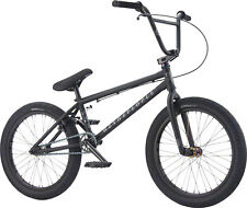 "We The People Arcade 20"" 2017 Complete BMX Bike 20.5"" Top Tube Matte Black"
