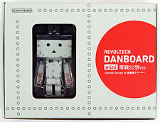 Kaiyodo Revoltech Danbo Mini Danboard Zero Fighter type 21 Ver. Figure 050526