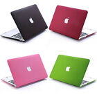 Rubberized Hard Case Cover Skin for Apple MacBook Air 11