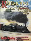 Railmodel Journal Jan.2000 Yosemite Valley Railroad CNW Hopper Santa Fe Soo GN