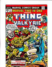 """Marvel Two-In-One  No.7   : 1975 :    : """"Name That Doom!"""" :"""