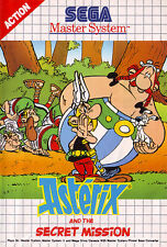 ## SEGA Master System - Asterix and the Secret Mission / MS Spiel ##