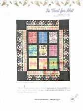 A835  IS THAT FOR ME?   QUILT PATTERN/INSTRUCTIONS
