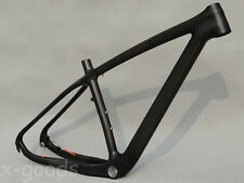 "29er Toray Carbon Mountain Bicycle MTB Full Carbon UD Matt Bikes Frame 19"" BB30"