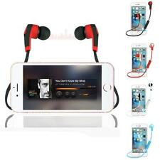 Bluetooth Headset Wireless im Ohr Stereo Kopfhörer Waterproof Sports Earphone