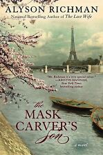 The Mask Carver's Son-ExLibrary