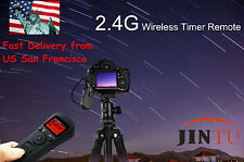 Intervalometer Wireless Timer Remote for Sony A900 A850 A700 A550 A77 A580 A55