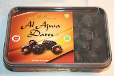Premium Real AL AJWA DATES Madinah Saudi Arabia Heart Healthy snack 400gm Vegan