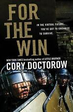 For the Win: A Novel, Doctorow, Cory, Good Book