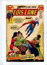 Superman's Girl Friend Lois Lane #126 - DC 1972 - VG/FN - Rose and Thorn