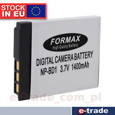 Battery for Sony NP-BD1 NP-FD1 For DSC-TX1 T2 T77 T90 DSC-T300 DSC-T700/N