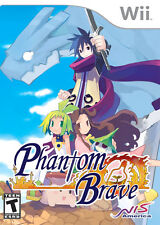 Phantom Brave: We Meet Again WII New Nintendo Wii