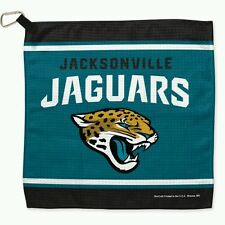 JACKSONVILLE JAGUARS Sports Golf WAFFLE TOWEL FREE SHIPPING! NEW PRODUCT!