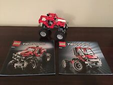 Lego Technic Rally Truck Set 8261 w/ Instructions 100% COMPLETE Off Roader