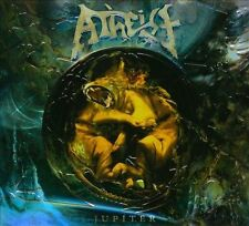 Jupiter [Digipak] * by Atheist (CD, Nov-2010, Season of Mist)