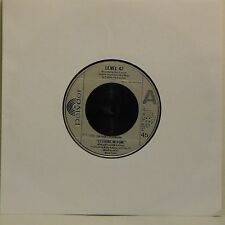 "LEVEL 42 'LESSONS IN LOVE' UK 7"" SINGLE"