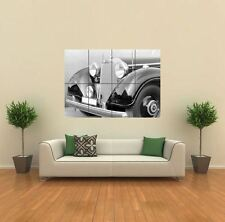 MERCEDES BENZ CLASSIC CAR NEW GIANT POSTER WALL ART PRINT PICTURE G376