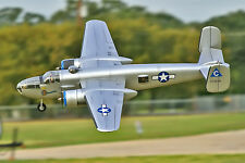 "B25 Mitchell Bomber 54""  Giant Scale RC AIrplane Printed Plans"