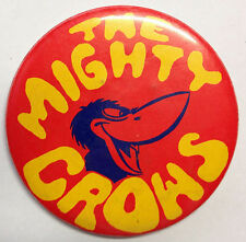 VFL/AFL Collectable Adelaide Crows *The Mighty Crows* Badge/ Pin