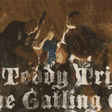 TEDDY TRIGGER & GATLING GUNS - Wild Neo ROCKABILLY - Great Guitar - NEW Digipak