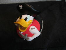 Donald Duck Rubber Duck Pirate Toy from Disneyland