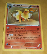 POKEMON TCG CARD - BLACK AND WHITE DARK EXPLORERS - FLAREON 12/108