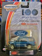 MATCHBOX COLLECTABLE 100 YEARS FORD MOTOR COMPANY 1:64 scale.
