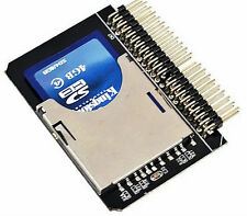 SD SDHC MMC Card to 2.5''44 Pin IDE MALE ADAPTER CONVERTER HIGH QUALITY UK Sell.