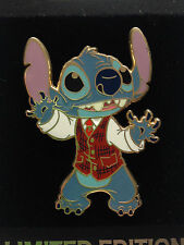 Disney WDI Stitch Dressed in Cast Member Costumes - Guest Relations Pin LE 300