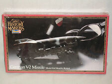 Revell 1/54 Scale History Makers Series German V-2 Missile  -  Factory Sealed