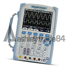 NEW Hantek DSO8060 60MHz 5-in-1 Handheld Oscilloscope Multimeter