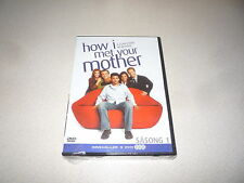 HOW I MET YOUR MOTHER SEASON 1 DVD BOX SET BRAND NEW SEALED