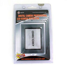 GGS LCD Glass Pro Screen Protector for Canon EOS 450D Rebel XSi, GGS450D/500D