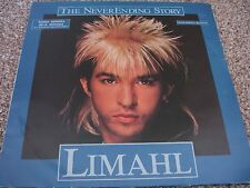 "LIMAHL  NEVER ENDING STORY  12"" SINGLE  ( SPANISH ) ( 052-2003406 )"