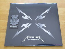 METALLICA Beyond Magnetic LP SILVER VINYL RSD 2012 UNPLAYED