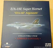 "Witty Wings WTW-72-007-014 1/72 F/A 18E Super Hornet ""VFA-147 Argonauts"""