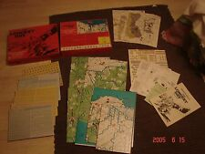 Avalon Hill The Longest Day with Cherbourg Variant-Mint 1979